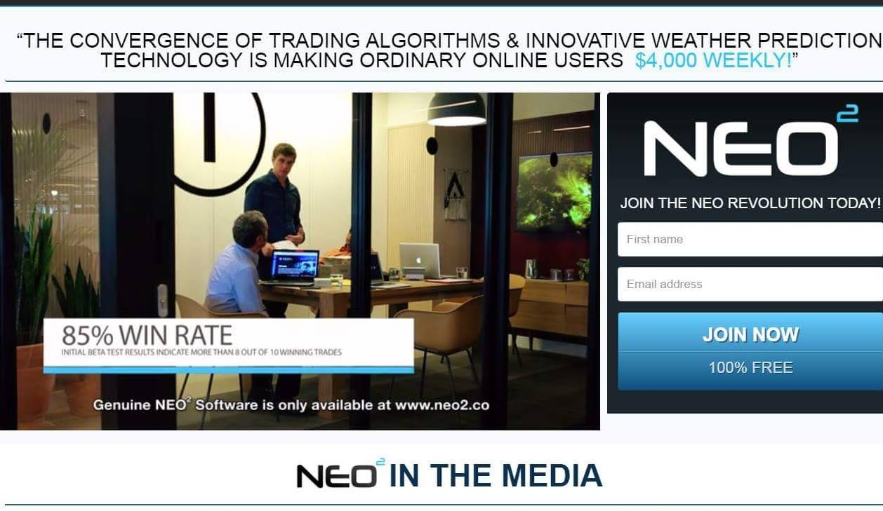 NEO2 Software System