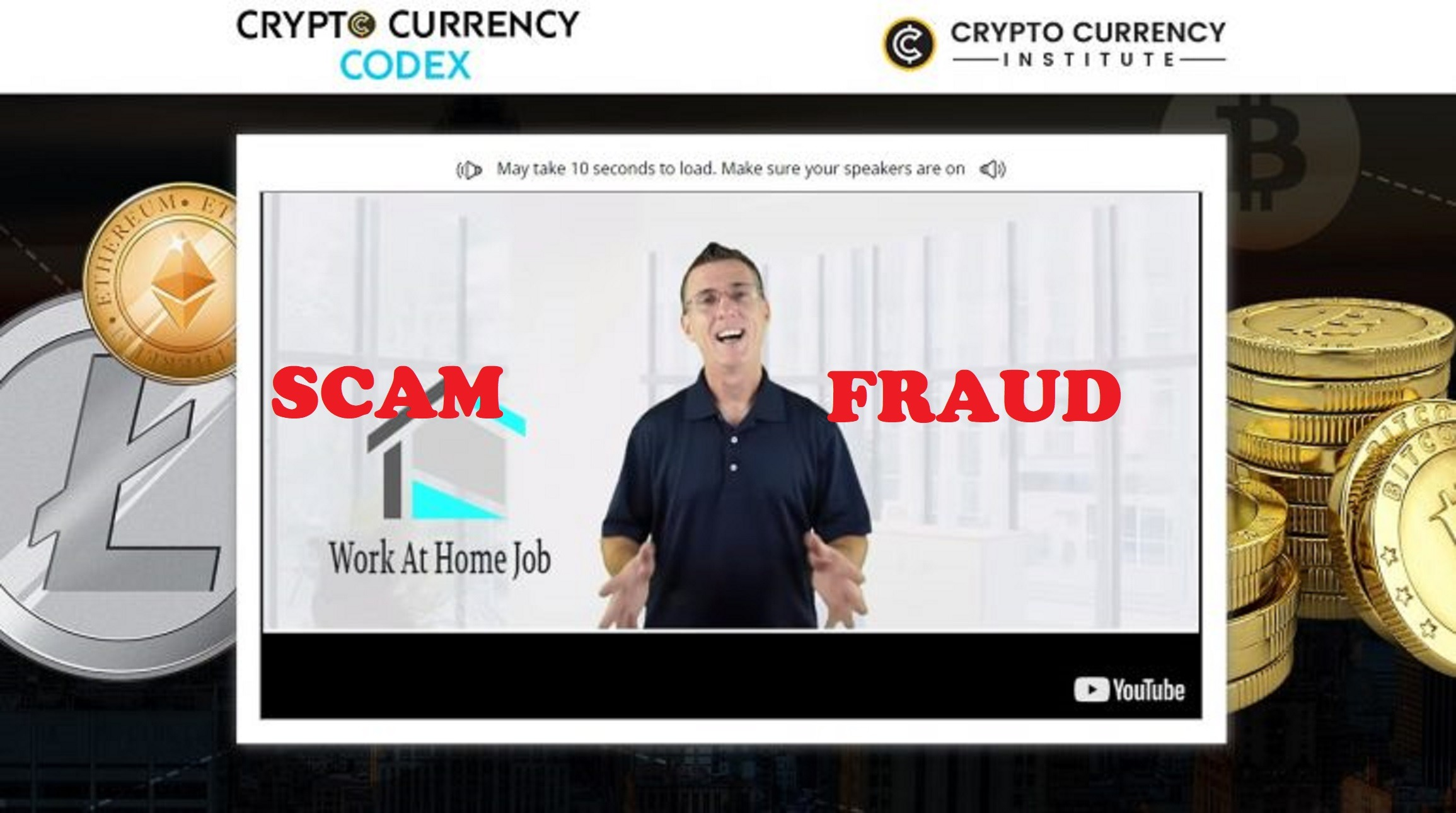 Crypto Currency Codex Scam