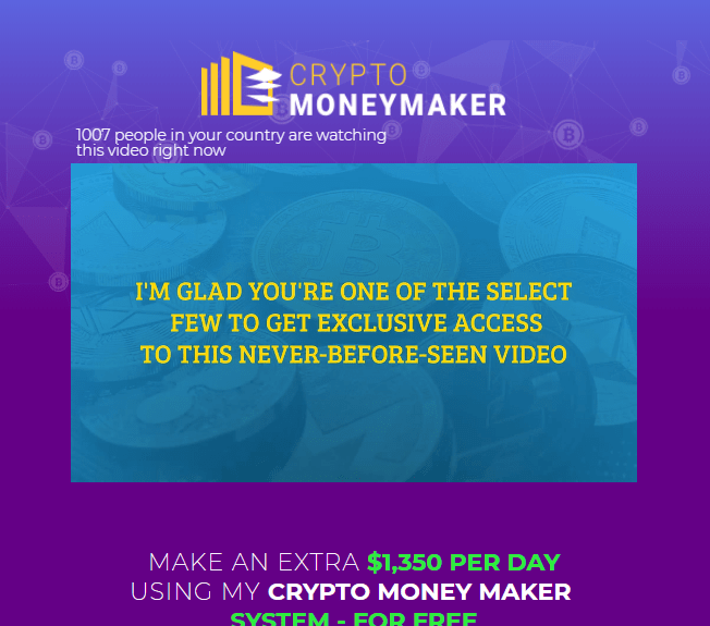 Crypto Money Maker