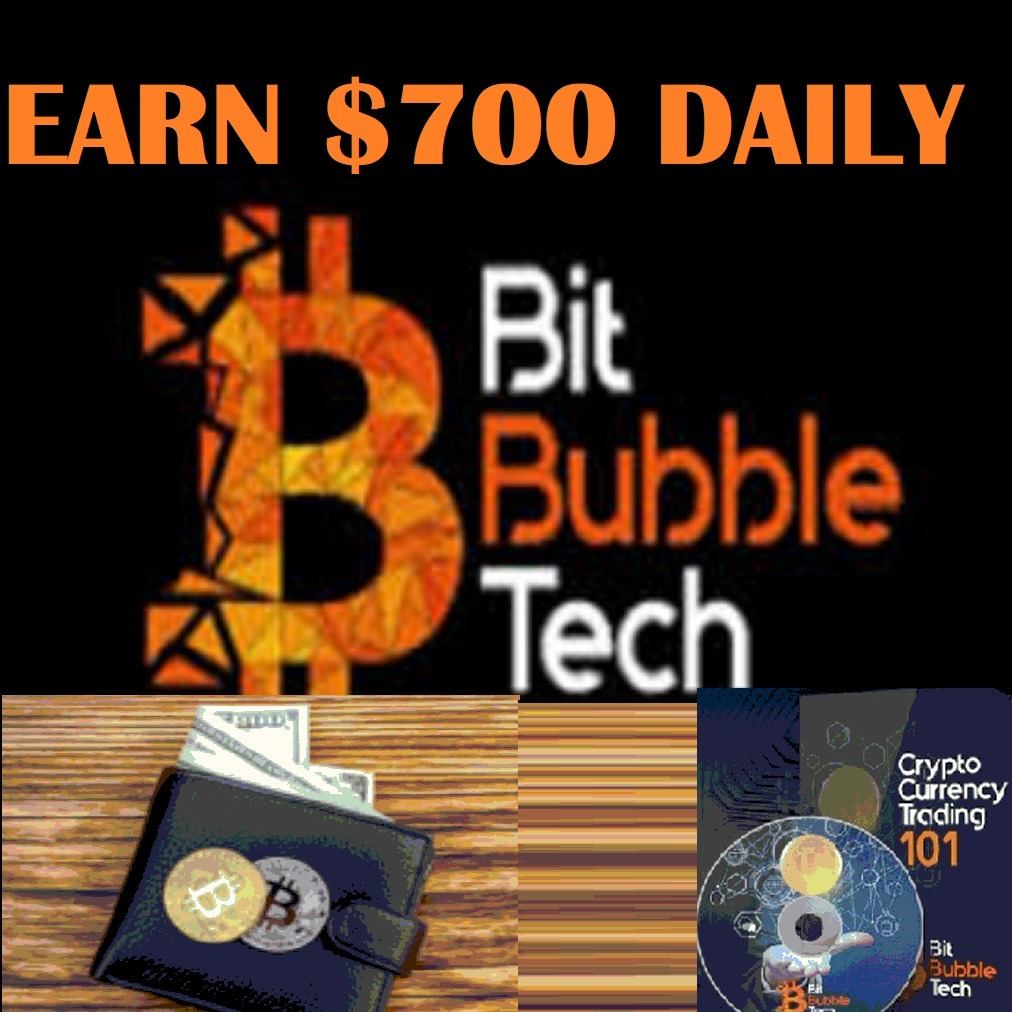 Bit Bubble Tech-Best Trading App 2018