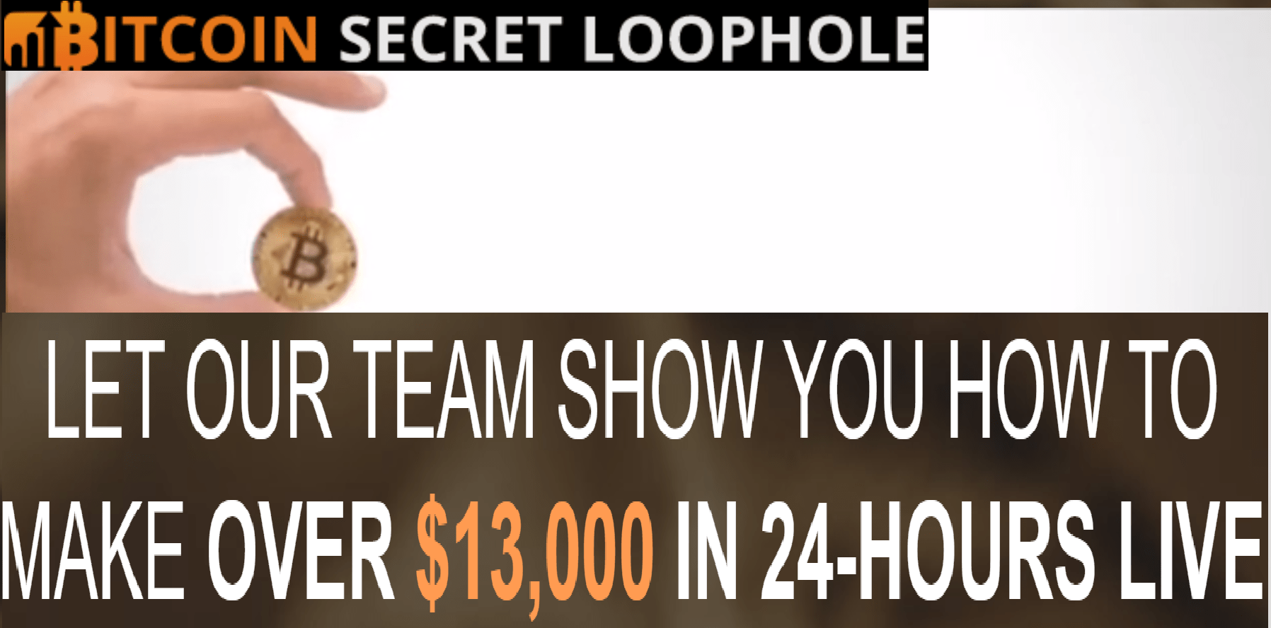 Binary option loophole